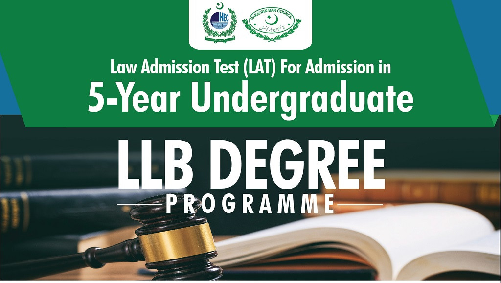 HEC Law Admission Test (LAT)